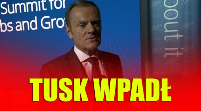 Donald Tusk: Szokujące słowa, które przed lat wyszły na światło dzienne. Byłego premiera cytuje portal niewygodne.info.pl.