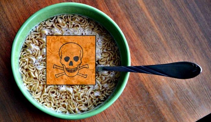 Czy jedząc zupki chińskie można schudnąć