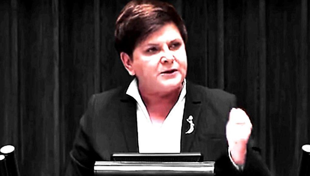 Beata Szydło, była premier z ramienia Pis zaatakowała kandydata na prezydenta jakim jest Władysław Kosiniak-Kamysz. Nie przebierała w słowach