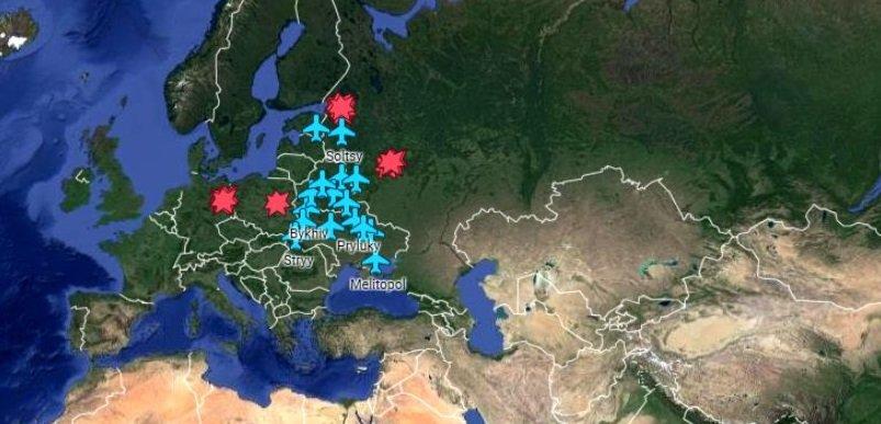 III wojna światowa: Amerykańskie bomby jądrowe miały spaść na Warszawę, Poznań, a także na mniejsze miasta w naszym kraju np. Władysławowo.