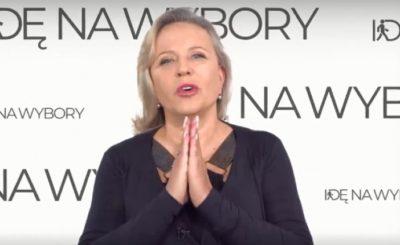 Krystyna Janda szydzi w wywiadzie z Beaty Szydło. Podobno zna tajemnicę posłanki PiS, która dała jej zwycięstwo podczas wyborów do EU w 2019 roku.