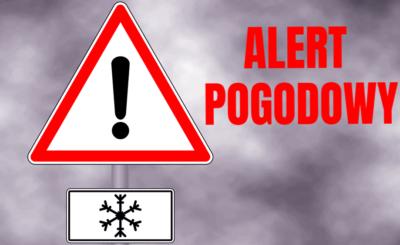 Instytut Meteorologii i Gospodarki Wodnej (IMGW) wydał ostrzeżenie 1 (pierwszego) stopnia dla siedmiu województw, zaleca się zachowanie ostrożności