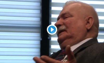 Lech Wałęsa i Jarosław Kaczyński: były prezydent wypowiedział się o liderze PiS- chodzi o stan zdrowia Kaczyńskiego, który wciąż mimo leczenia jest chory