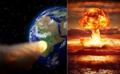 Apokalipsa - tak wieszczą naukowcy badający kosmos. Nie asteroida a zupełnie inne zjawisko spowoduje nasz koniec świata. To się może stać w każdej chwili