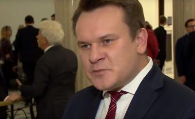 Dominik Tarczyński mandat europosła Brexit, wybory eurowybory 2019, Bruksela