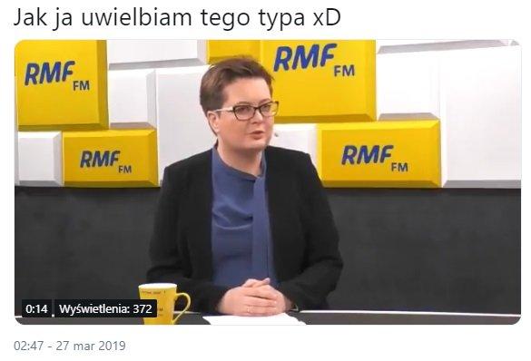 Katarzyna Lubnauer, RMF, Mazurek RMF FM, Mazurek Lubnauer