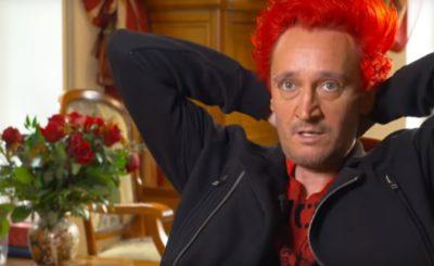 Michał Wiśniewski, lider zespołu Ich Troje i kompleks małego penis a, piersi w kontekście tego że bierze rozwód wspomina swoją żonę jaką jest Mandaryna