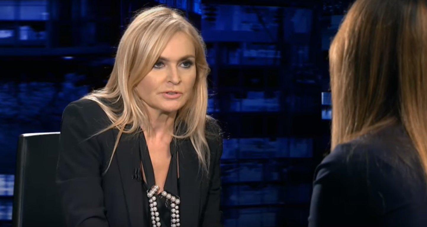 Monika Olejnik, Kropka nad i, Olejnik TVN, TVN