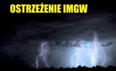 Pogoda 23 maj. Ostrzeżenie IMGW 23 maj, powódź w Polsce, IMGW Powódź