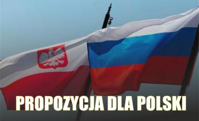 Polska Rosja rurociąg przyjaźń, rosyjska ropa, stosunki polsko rosyjskie, zanieczyszczona ropa z Rosji. Wiepremier Kozak składa Polsce propozycję