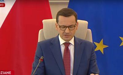 Premier Morawiecki, Mateusz Morawiecki Cimoszewicz, Władysław Cimoszewicz PZPR