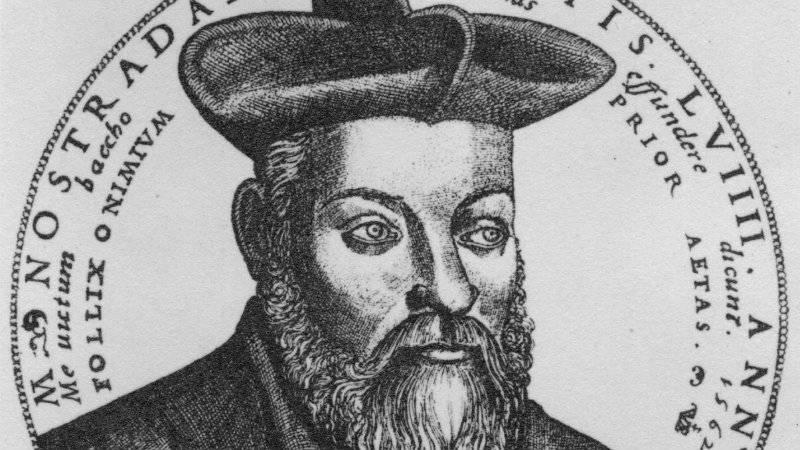 Przepowiednie Nostradamusa, Koniec świata Nostradamus przepowiednie