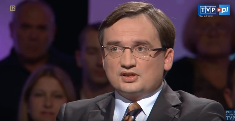 Zbigniew Ziobro Twitter, TVP, 16 maj
