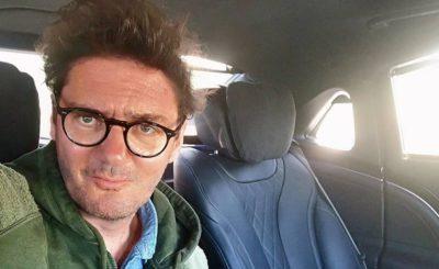 """Kuba Wojewódzki z TVN (kiedyś Polsat) na portalu Instagram dodał """"pożegnanie"""", w tle widać helikopter, o co chodzi?"""