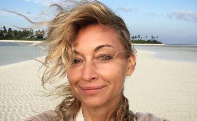 """Wojciechowska Kossakowski """"Kobieta na Krańcu Świata"""" TVN. Czy Wojciechowska jest w ciąży? Odpowiedź jak zwykle w takich sytuacjach dał nam Instagram."""