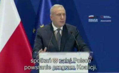Grzegorz Schetyna (Platforma Obywatelska) zaatakował PiS. Co na to Jarosław Kaczyński (Prawo i Sprawiedliwość) i Andrzej Duda?