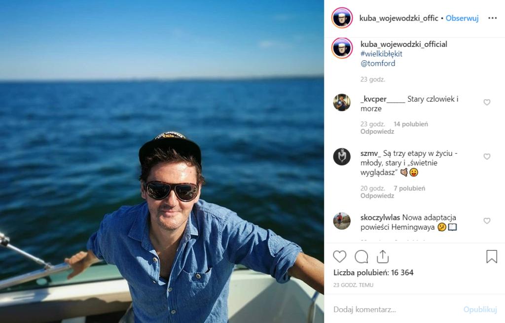Kuba Wojewódzki (TVN) na Instagram, czy to kryzys? Coraz to nowe kobiety oraz luksusowe życie są znamienne, ile naprawdę zarabia Wojewódzki?