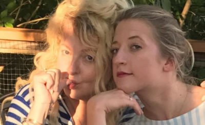Gessler nago? Córka gwiazdy TVN i show Kuchenne Rewolucje - Lara Gessler całkiem nago na portalu instagram. Magda Gessler komentuję sprawę.