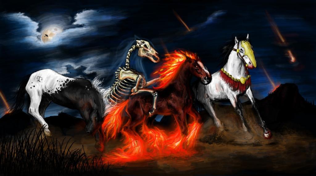 Apokalipsa, koniec świata, przepowiednia Nostradamusa mówi jasno, koniec nadejdzie kiedy rozpocznie się III wojna światowa! Jego wizja przeraża!
