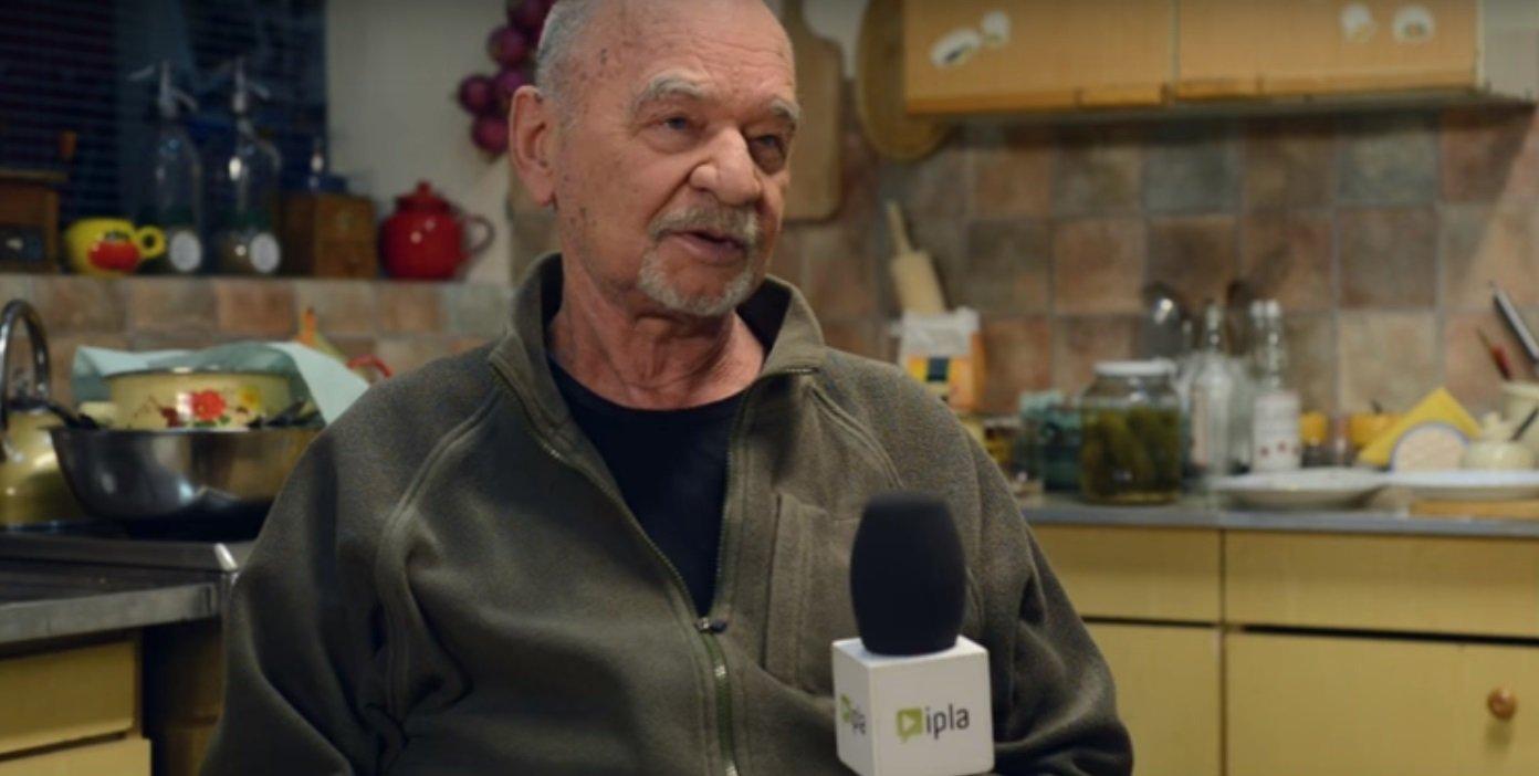 Świat według Kiepskich (Polsat), jedną z głównych postaci gra Ryszard Kotys. Ile lat ma Ryszard Kotys i jak wyglądał młody Marian Paździoch?