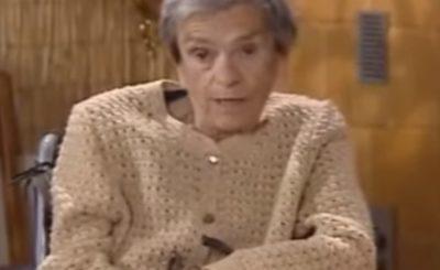 Świat według Kiepskich Feldman, Krystyna Feldman, słynna babka zmarła dawno temu, po latach wychodzą kolejne sekrety jakie otaczały wspaniałą aktorkę
