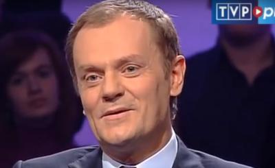 Donald Tusk (Platforma Obywatelska) vs Jarosław Kaczyński (PiS) Były premier uważa, że bardzo poważnie wpłynął na decyzję rządu PiS