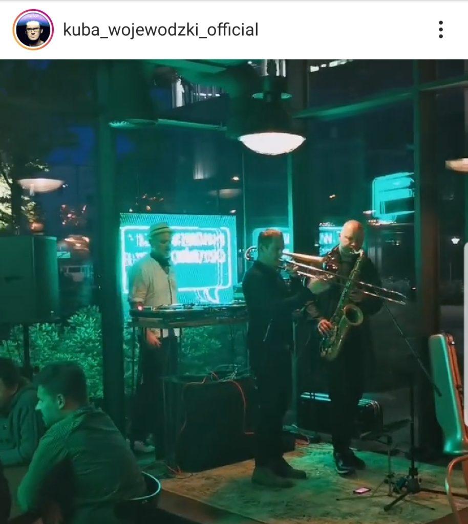 Kuba Wojewódzki Niewinni Czarodzieje. Tak wygląda restauracja u Króla TVN. Dziennikarz chwali się na portalu instagram. Magda Gessler Kuchenne Rewolucje