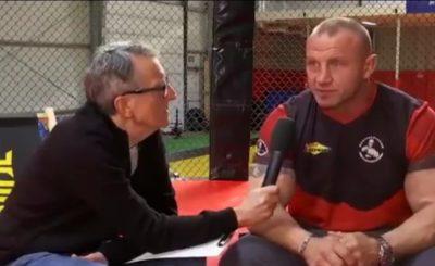 Mariusz Pudzianowski ostro o LGBT. Gwiazda MMA i federacji KSW wyraził swoją opinię o homoseksualistach. (Facebook Instagram)