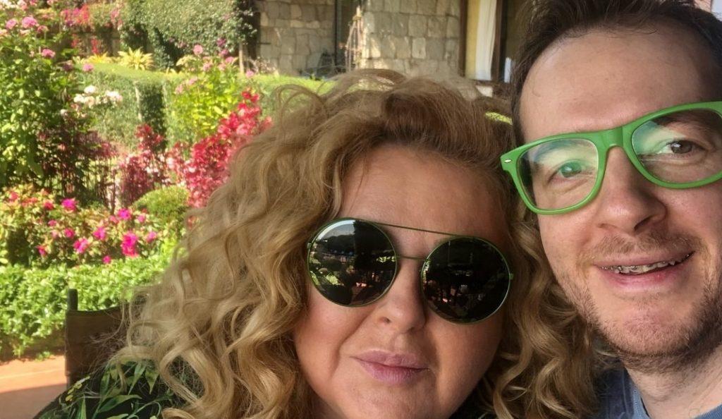 Magda Gessler i jej syn zajmują się praktycznie tym samym. Kim jest Tomasz Müller - syn gwiazdy TVN i show Kuchenne Rewolucje?