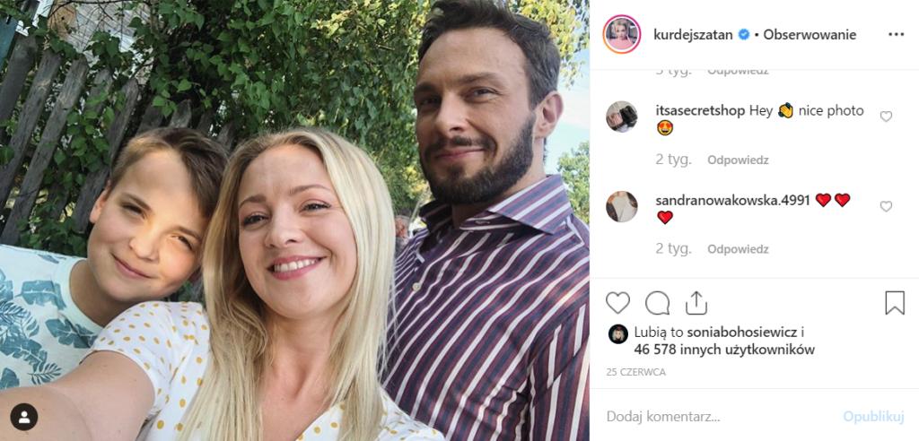 Kurdej Szatan odchodzi z M jak miłość (TVP)? Po zwolnieniu z The Voice of Poland poinformowała na Instagram, że wystąpi w programie Taniec z gwiazdami.