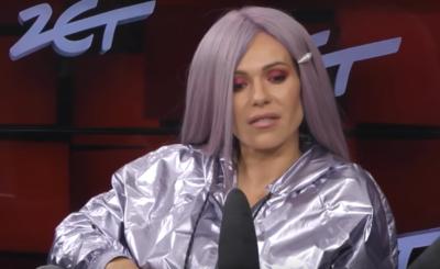 Doda (Dorota Rabczewska)pokazała piersi na Instagram. Była wokalistka Virgin znana jest z kontrowersji. Kilka miesięcy temu została oskarżona o szantaż.