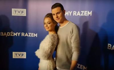 Gąsiewska Zdrójkowski (Rodzinka pl) to najgorętsza para w Polsce, były już zaręczyny o czym wiemy z Instagram, więc kiedy ślub? Jaka jest różnica wieku?