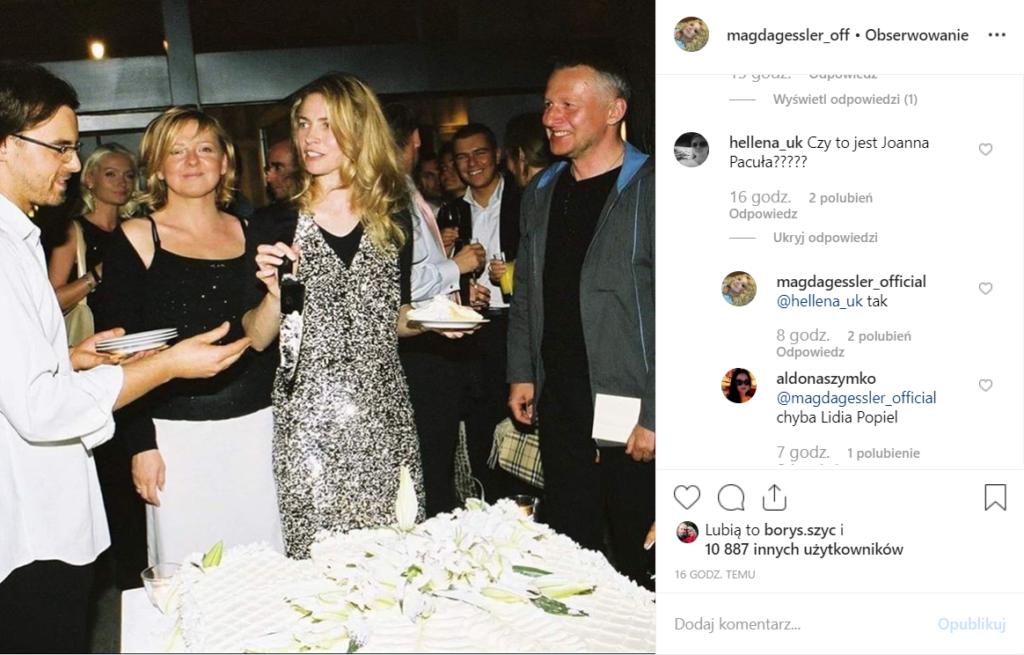 Wpadka jaką zalicza Magda Gessler (Kuchenne rewolucje, MasterChef, TVN) w sieci musiała zaboleć, podzieliła się zdjęciem na Instagram i dostała burę.