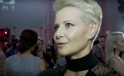 Kożuchowska przystąpiła do Agechallenge i postarzyła się w FaceApp. Gwiazda TVP i serialu Rodzinka.pl pokazała efekt na portalu Instagram.