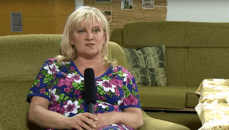Legnica: Marzena Kipiel Sztuka, czyli Halinka Kiepska Świat według Kiepskich (Polsat) przeżyła wzniosłe chwile, odznaczyła ją policja.