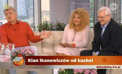 Magda Gessler i jej brat nie utrzymują ze sobą kontaktu. Gwiazda TVN i show Kuchenne Rewolucje jest dla brata z innego świata. Piotr Ikonowicz to były poseł