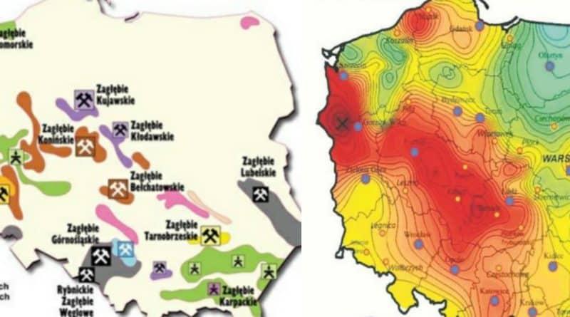 Złoża w Polsce szacuje się na biliony! Złoża naturakne takie jak: złoto, miedź węgiel, tytan istnieją na terenach Polski jednak nie są dostępne. Dlaczego?