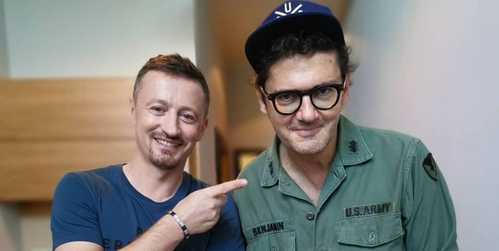 Kuba Wojewódzki i Adam Małysz w jednej reklamie Play? Król TVN wstawił zdjęcie na portalu instagram z wybitnym polskim skoczkiem.