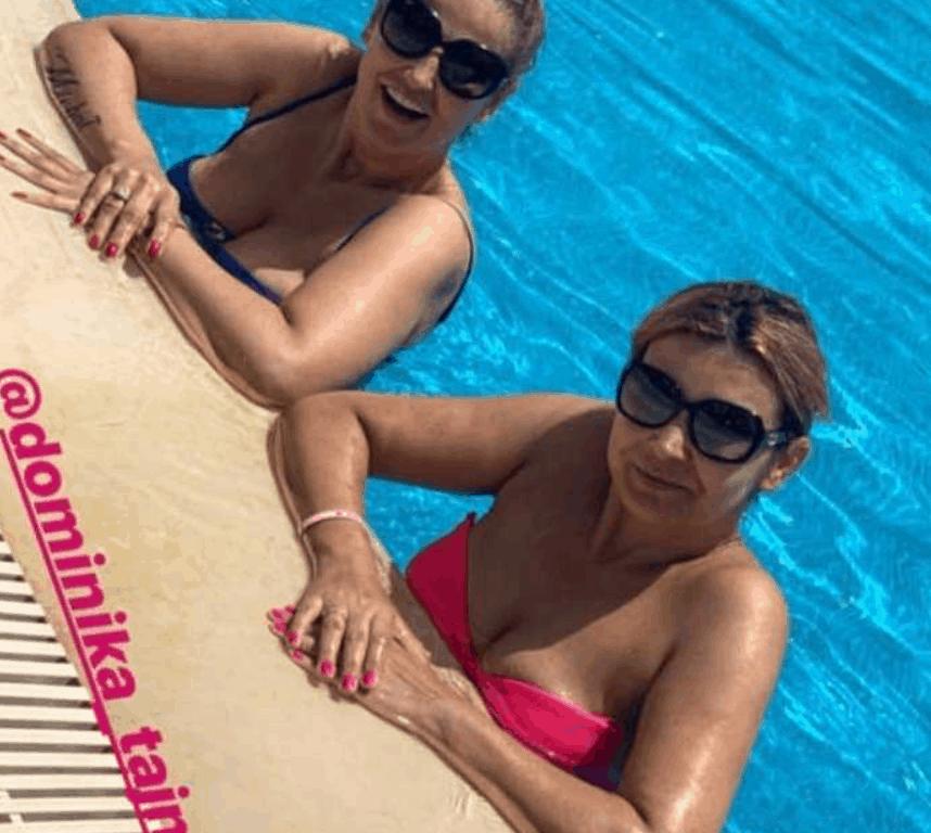 Tajner w bikini na Instagram, Wiśniewski (Ich Troje) nie wie co traci. Rozwód Wiśniewskiego i Tajner już niedługo, wyznaczono datę rozprawy.
