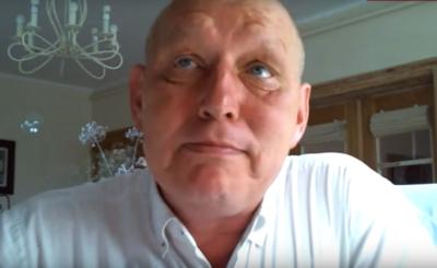 Śmierć Piotra Woźniaka Staraka: Jackowski wskazał miejsce na jeziorze Kisajno, gdzie policja odnalazła ciało, powiedział o tym na YouTube, Woźniak Starak.