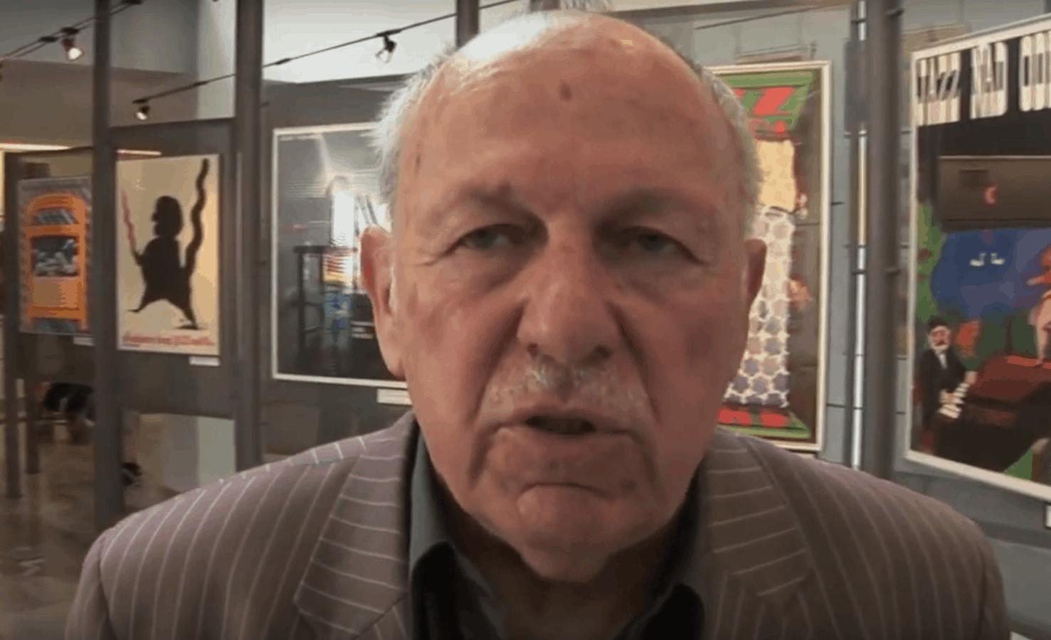 """Zielke twierdzi, że Krzysztof Sadowski to pedofil. Jest on twórcą """"Jazz Jamboree"""", """"Tęczowy music box"""", czy """"Co jest grane?"""" produkowane przez TVP."""