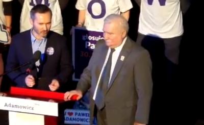 Wybory do parlamentu już tej jesieni, Jarosław Wałęsa jednak wystartuje. Będzie nr 2 na pomorskiej liście PO, zarekomendował go Schetyna. Zobacz na Twitter.
