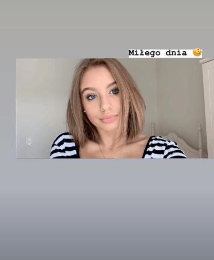 Oliwia Bieniuk (Ojciec Jarosław Bieniuk) wygląda niemal jak Przybylska, pokazała ostatnio przemianę na Instagram, jak teraz wygląda córka Przybylskiej?