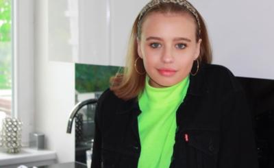Reklama którą zamieszcza na Instagram Oliwia Bieniuk córka Przybylskiej ma duży zasięg Ojciec Jarosław nie chce słyszeć o karierze Mamą była Anna Przybylska