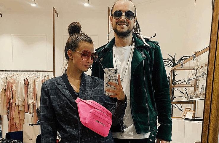 Wieniawa (Rodzinka.pl, TVP) i Baron (Afromental) nie są już razem. Aktorkę widziano z innym na zdjęciu na portalu Instagram.