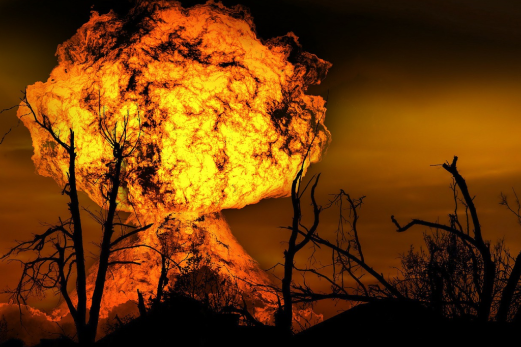 Wybuch nuklearny w Rosji: Okręg Archangielski wybuchła bomba atomowa, są ofiary śmiertelne, Rosja i FSB bagatelizuje sprawę.