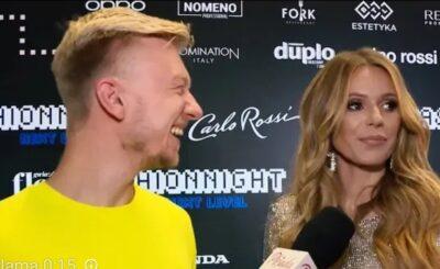 Doda (Dorota Rabczewska) I Emil Haidar byli parą. Dziś gwiazda zespołu Virgin robi furorę na portalu instagram za sprawą jednego zdjęcia.
