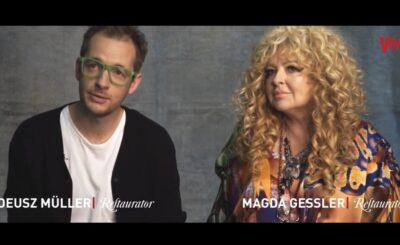 Magda Gessler i jej syn Tadeusz Müller. Kim jest potomek gwiazdy TVN i show Kuchenne Rewolucje? Będziecie w szoku jak to przeczytacie!