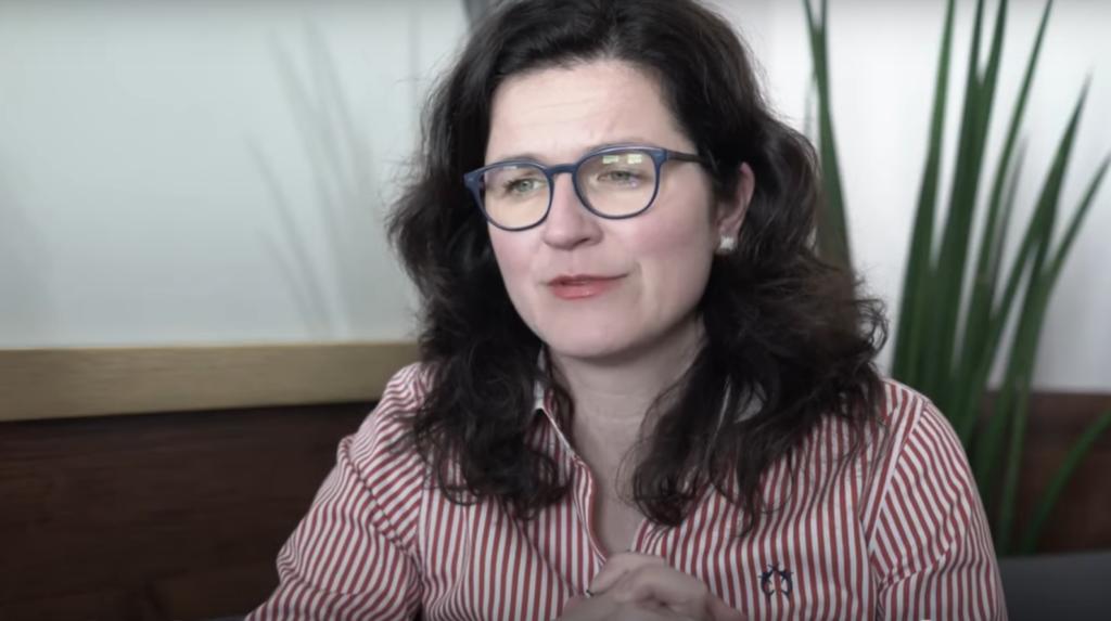 """Aleksandra Dulkiewicz w trakcie rozmowy w radiu TOK FM stwierdziła, że """"PiS nie może pogodzić się z tym, że regularnie przegrywa w Gdańsku wybory""""."""