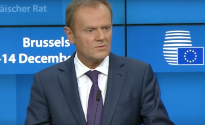 Michał Kolanko podaje na Twitter co zrobi Donald Tusk, gdy skończy się jego kadencja jako szef Rady Europejskiej. Wybory do parlamentu już w październiku.